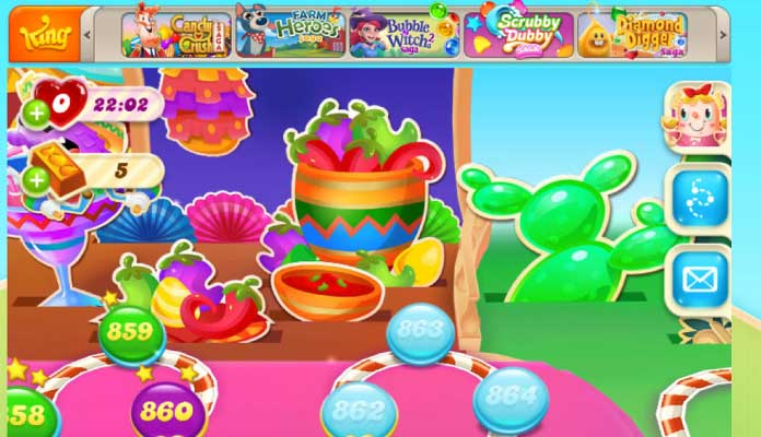 candy crush saga gratis