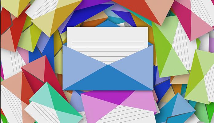 correo de bienvenida