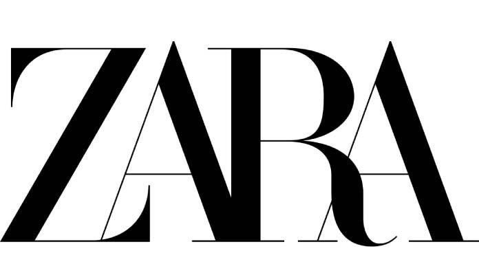 logotipos exitosos zara