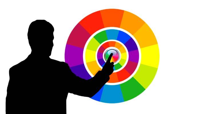 psicologia del color morado